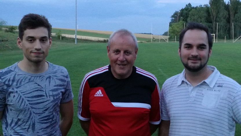 Horst Daxböck neuer Trainer